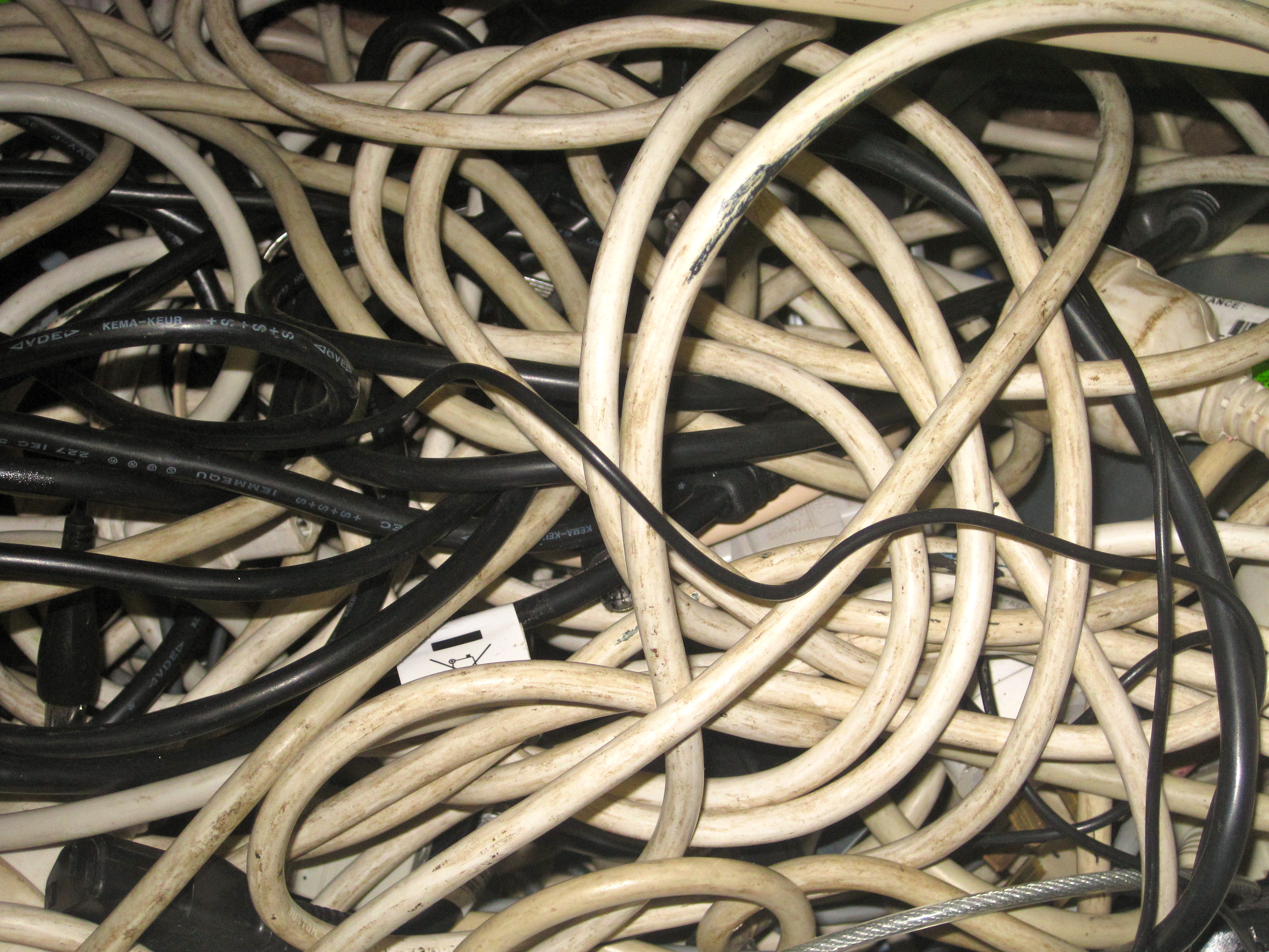 Electrical cords business recycling media gallery for Plante x ark