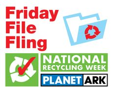 Friday File Fling NRW Logo © Lucy Band