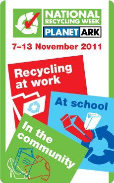 National Recycling Week 2011 © Lucy Band