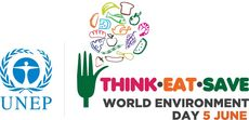 World Environment Day 2013 logo