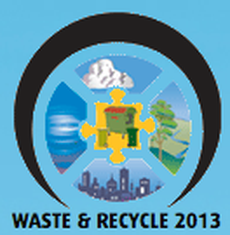 Waste & Recycle 2013 Conference logo