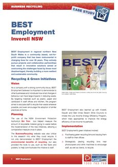 BusinessRecycling Case Study B