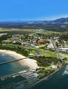 Coffs Harbour © Creative Commons