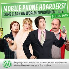 MobileMuster © MobileMuster