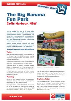 BusinessRecycling Case Study Big Banana