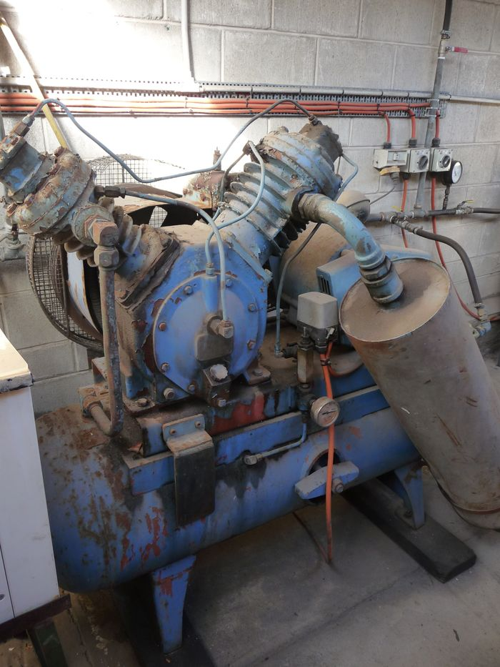Compressor © Planet Ark