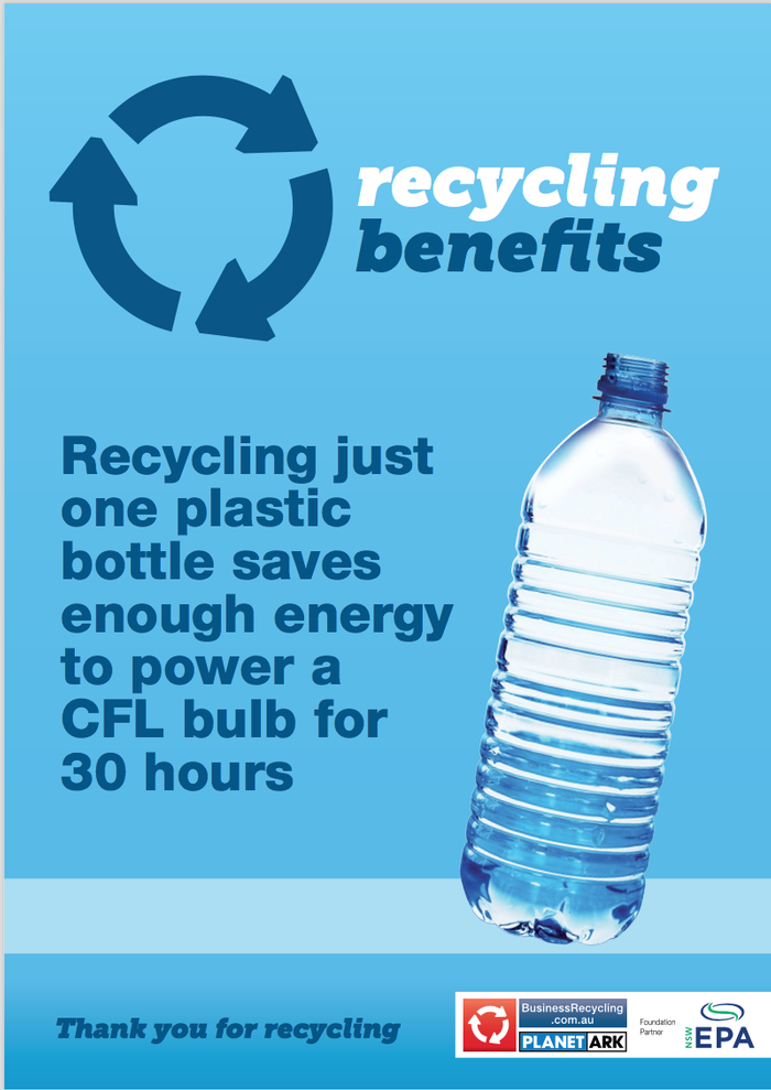 "a study on the environmental benefits of recycling Environmental benefits of recycling and composting excerpts from ""recycling, composting and greenhouse gas reductions in minnesota,"" by eureka recycling, 2008."