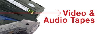 Video Audio Tapes